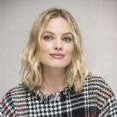 Margot Robbie – Goodbye Christopher Robin Press Conference in London - 454 x 680