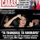 Lucas Jagger - Caras Magazine Cover [Brazil] (26 February 2016)