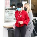 Sofia Richie – Seen out with a friend in Beverly Hills