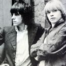 Keith Relf and Jeff Beck
