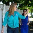 Alicia Machado Campaigns For Hillary Clinton - 454 x 302