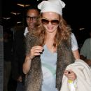 Heather Graham - Leaving The Arclight Theatre In Hollywood - August 16, 2010