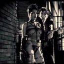 Clive Owen As Dwight And Rosario Dawson As Gail In Sin City