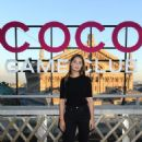 Marie-Ange Casta – Chanel's Coco Game Club Photocall in Paris