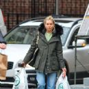 Sienna Miller – Shopping in NYC