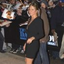 Jennifer Aniston Arriving At The Daily Show With Jon Stewart In Ny