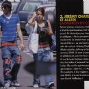 Alizee Jacotey and Jeremy Chatelain