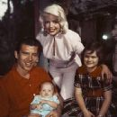 Jayne Mansfield and Mickey Hargitay