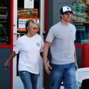 Jamie-Lynn Spears - With Boyfriend In Kentwood February 12 2009