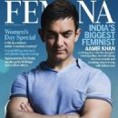 Aamir Khan - Femina Magazine Pictorial [India] (26 March 2013)