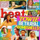 Lucy Mecklenburgh - Heat Magazine Cover [United Kingdom] (14 July 2012)