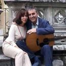 George Harrison and Olivia Harrison