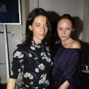 Mary McCartney and her sister Stella McCartney
