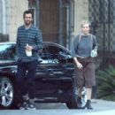 Kristen Wiig and boyfriend Fabrizio Moretti out in Los Angeles - 454 x 303