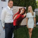 Hannah Ferguson Hamptons Magazine Celebrates Cover Star in New York - 454 x 683