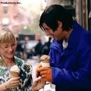 Adam Sandler and Patricia Arquette