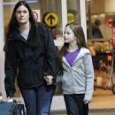 Mackenzie Foy Arrives in Vancouver February 20, 2011