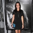 Italia Ricci - Premiere 'The Wolfman' At The ArcLight Cinemas On February 9, 2010 In Hollywood, California
