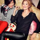 Doutzen Kroes, Christy Turlington & Liu Wen for H&M Holiday 2013