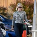 Emma Roberts at a film company office in West Hollywood - 454 x 691