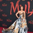 Ming-Na Wen – 'Mulan' Premiere in Hollywood - 454 x 563