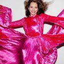 Christy Turlington - Vogue Magazine Pictorial [France] (April 2017) - 454 x 587