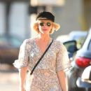 Julianne Hough in Summer Dress – Out and about in Los Angeles - 454 x 576