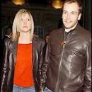 Jonny Miller and Lisa Faulkner