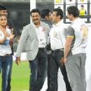 Salman Khan at Celebrity Cricket League opening