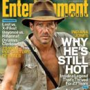Harrison Ford - Entertainment Weekly Magazine [United States] (14 March 2008)