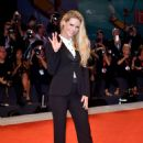 Michelle Hunziker – Attends the Filming Italy Best Movie Awards at 2019 Venice Film Festival - 454 x 652