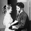Elvis Presley and Dolores Hart - 450 x 469