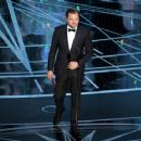Leonardo Di Caprio At The 89th Annual Academy Awards - Show (2017) - 454 x 362