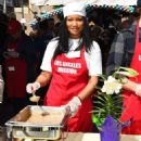 Garcelle Beauvais – Los Angeles Mission Easter Celebration in LA