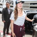 Ronda Rousey – Out in Los Angeles