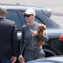 Katy Perry – Arriving at the studio in Los Angeles