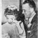 Vera-Ellen and Victor Rothschild