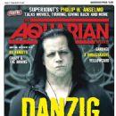 Glenn Danzig - The Aquarian Weekly Magazine Cover [United States] (21 October 2015)