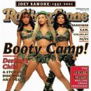 Beyoncé Knowles - Rolling Stone Magazine [United States] (24 May 2001)