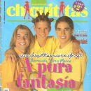 Camila Bordonaba - Chiquititas Magazine Cover [Argentina] (1 November 1997)
