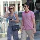 Sara Paxton - Shopping on Robertson Blvd - 2010-11-05