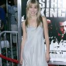 Sarah Carter - Premiere Of Street Kings - Apr 2008