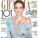 Laura Chiatti - Grazia Magazine Cover [Italy] (20 October 2015)