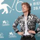 Mick Jagger attends