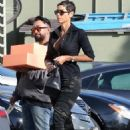 Nicole Murphy – Out in Los Angeles - 454 x 681