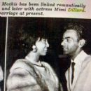 Johnny Mathis and Mimi Dillard