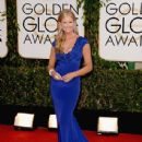 Nancy O'Dell attends the 71st Annual Golden Globe Awards held at The Beverly Hilton Hotel on January 12, 2014 in Beverly Hills, California - 437 x 594