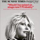 Debbie Harry For The Sunday Times April 23, 2017 - 454 x 608