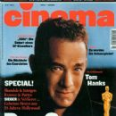 Cinema Magazine Cover [Germany] (March 2001)