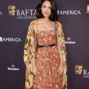 Eiza Gonzalez – 2018 BAFTA Los Angeles Tea Party in Los Angeles - 454 x 755